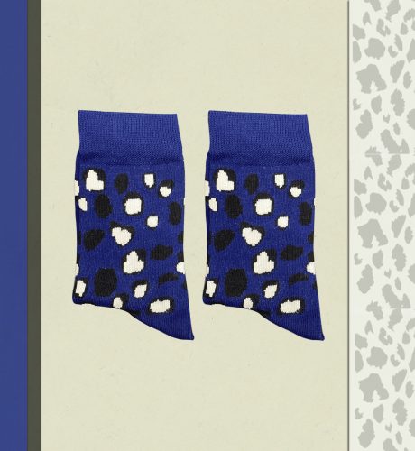 Women Animal Print Socks Online