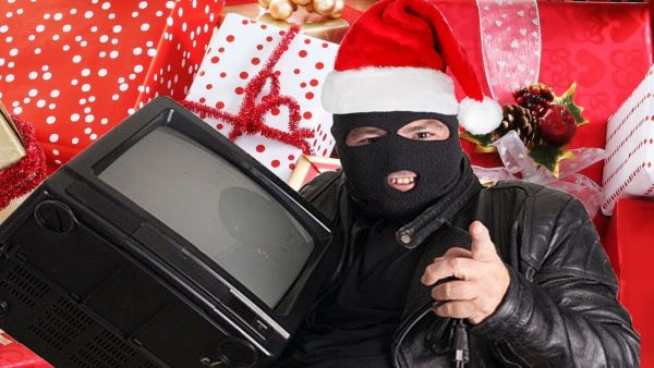 Online Christmas scams