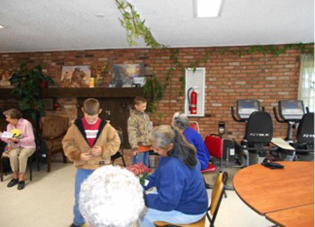 SUCAP Senior Center Activities