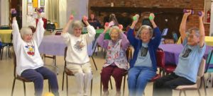 SUCAP Senior Center Eldercise