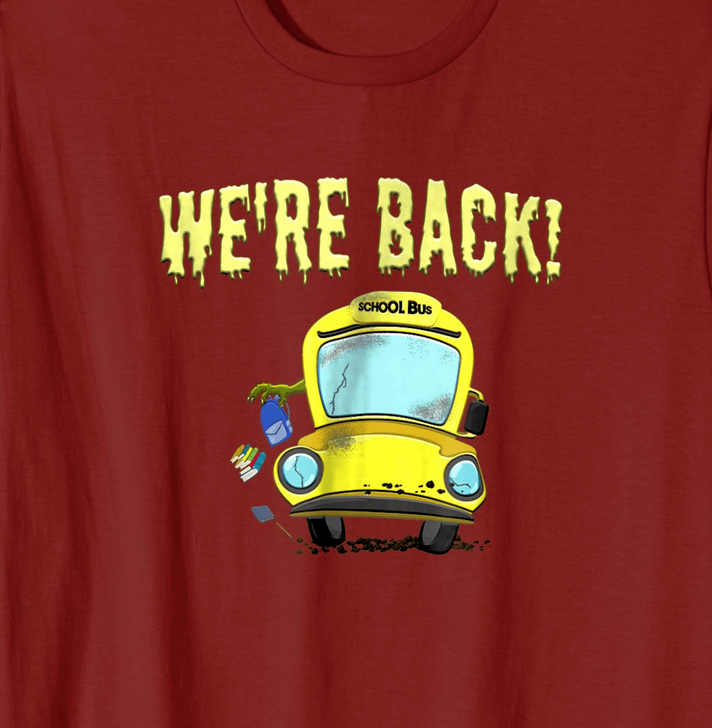 Back to School T-Shirt