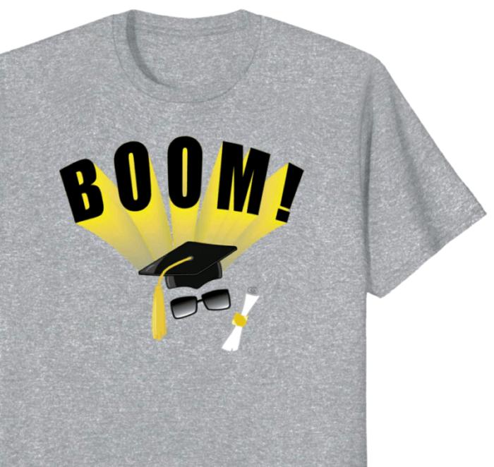 Graduation Celebration T-Shirt