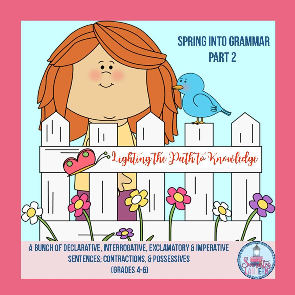 Spring into Grammar Part 2