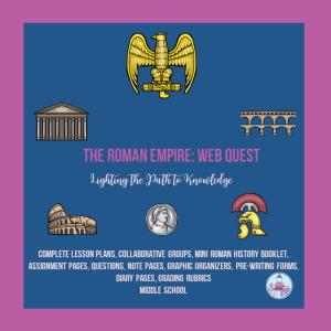 Roman Empire Webquest