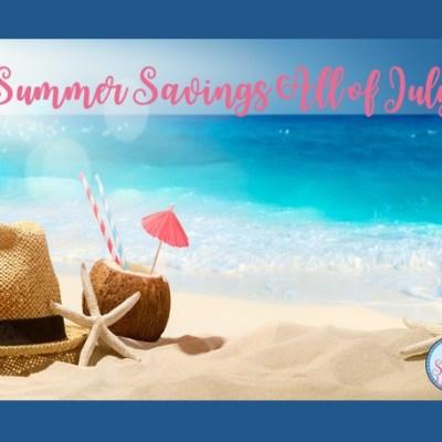 Sweet July Deals (Week 3)