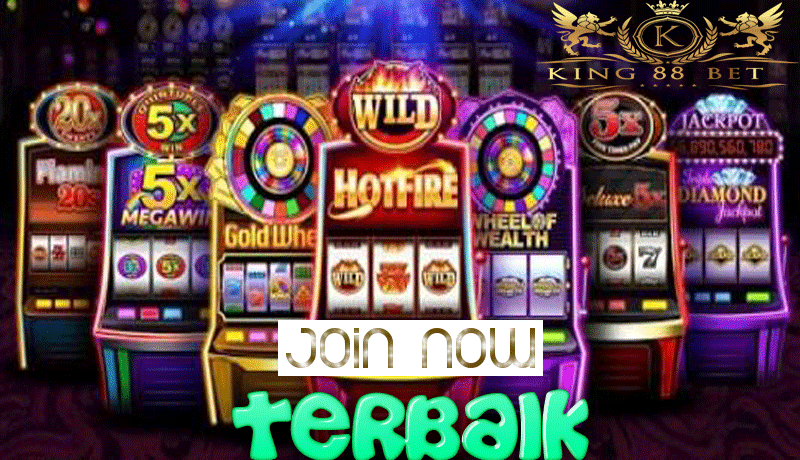 Mesin Slot Casino Terlengkap Bermain Slot Online Sama Dengan Investasi Keuntungan