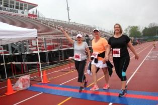 Lois Emaar, Kelly Reicherts, and Karen Hill.