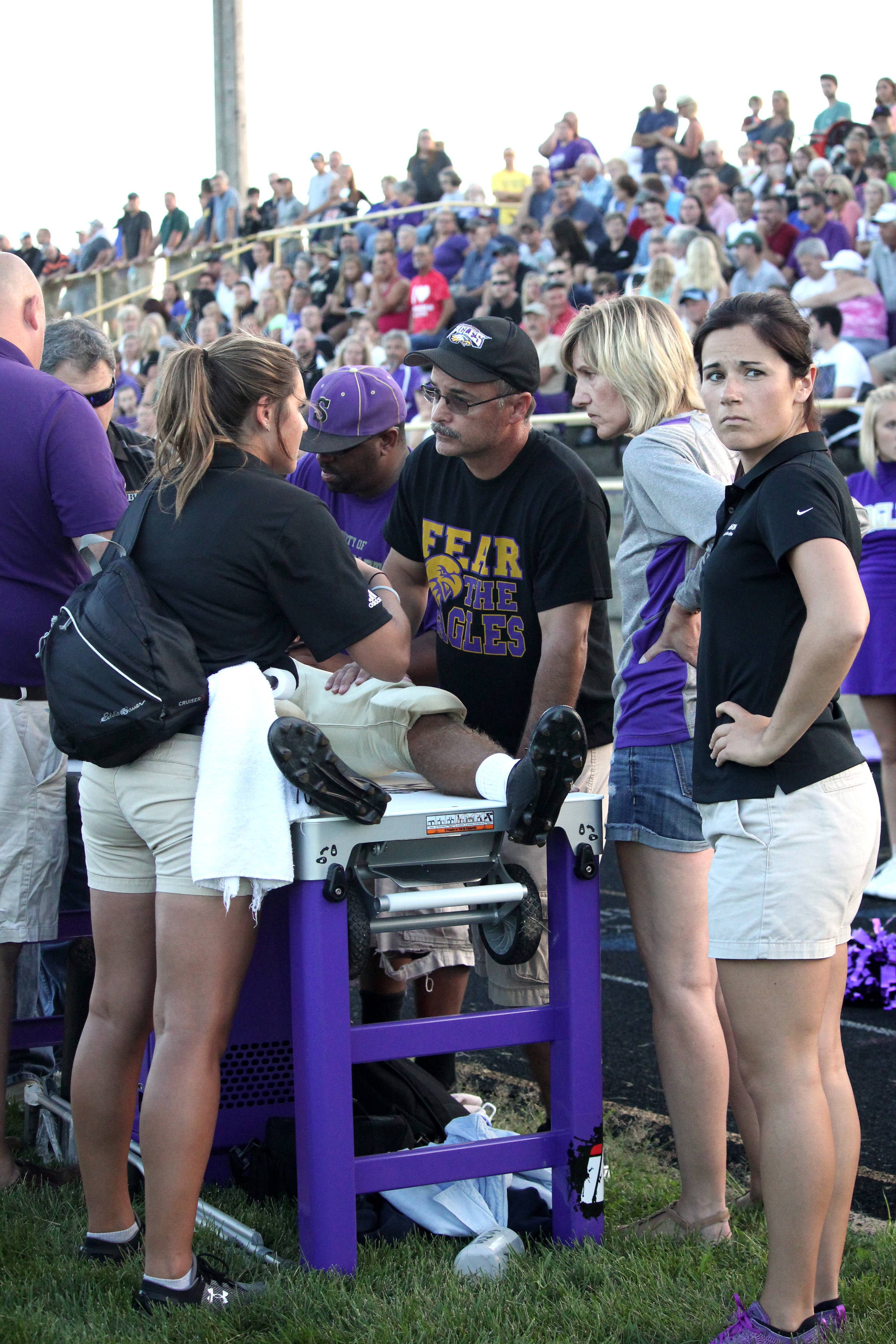 Schoolcraft Board Oks Athletic Trainer Fee For Students