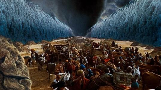 תמונה מסרט יציאת מצרים