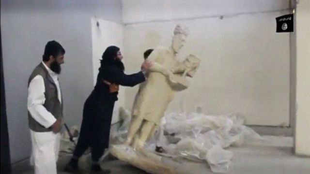 דאעש פסלים 2