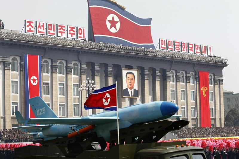 גלרית גוג ומגוג , מערכות היירוט קלע דוד, חץ שלוש, צפון קוריאה | סוד האותיות