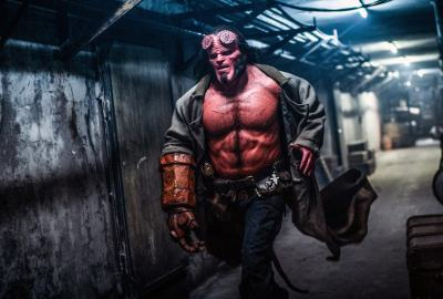 Hellboy, David Harbour, Mike Mignola