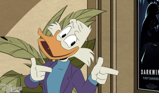 DuckTales: The Duck Knight Returns in 1 Episodic Homage 6