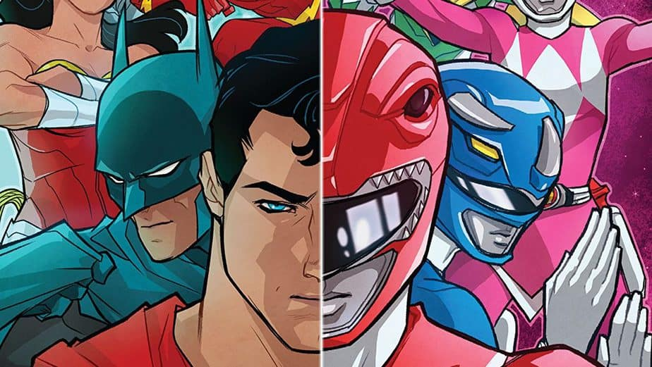 [REVIEW] Justice League/Power Rangers – an action-packed crossover 1