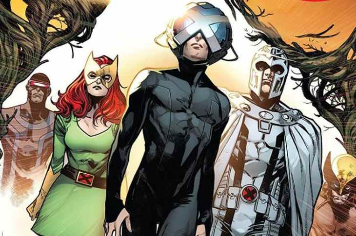 HOUSE OF X #1 – A Brave New World For Mutantkind 8