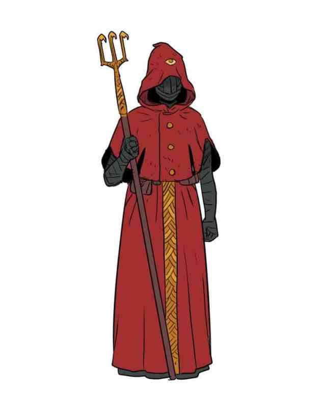 Folklords - Character Designs 3