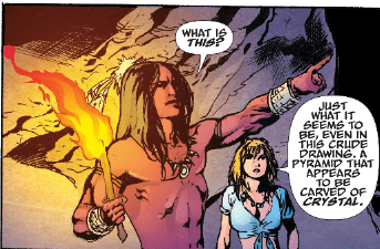 TUROK #3 - Revealed Mysteries Lead To More Mystery 5
