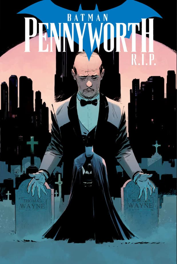 Batman, Pennyworth, DC Comics, Detective Comics, Soda and, Soda and Telepaths, Telepaths, Comic book