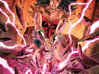GRIMM FAIRY TALES #37 - Treacherous Merlin Brainwashes our Heroine 4