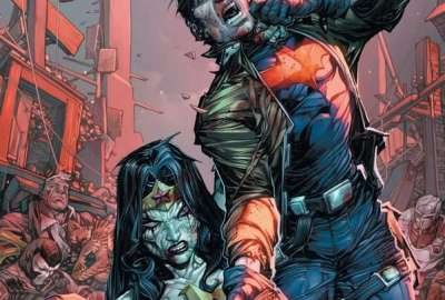 DCeased: Unkillables #3. Image: DC Comics