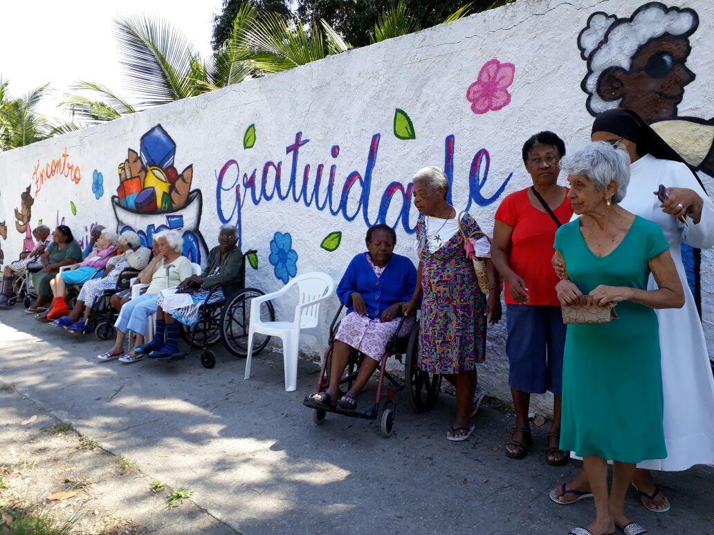 Filial Jacarepaguá: parceria com a Secretaria Municipal de Assistência Social e Direitos Humanos