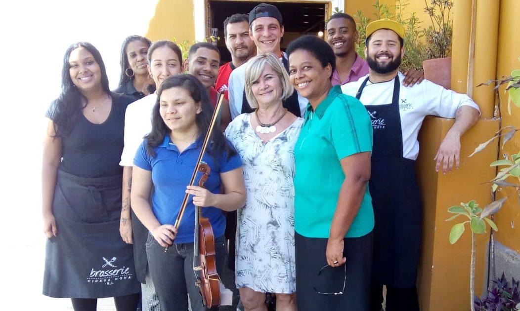 Visita a Brasserie Cidade Nova