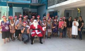 PAPAI NOEL COMPLETOU 10 ANOS?