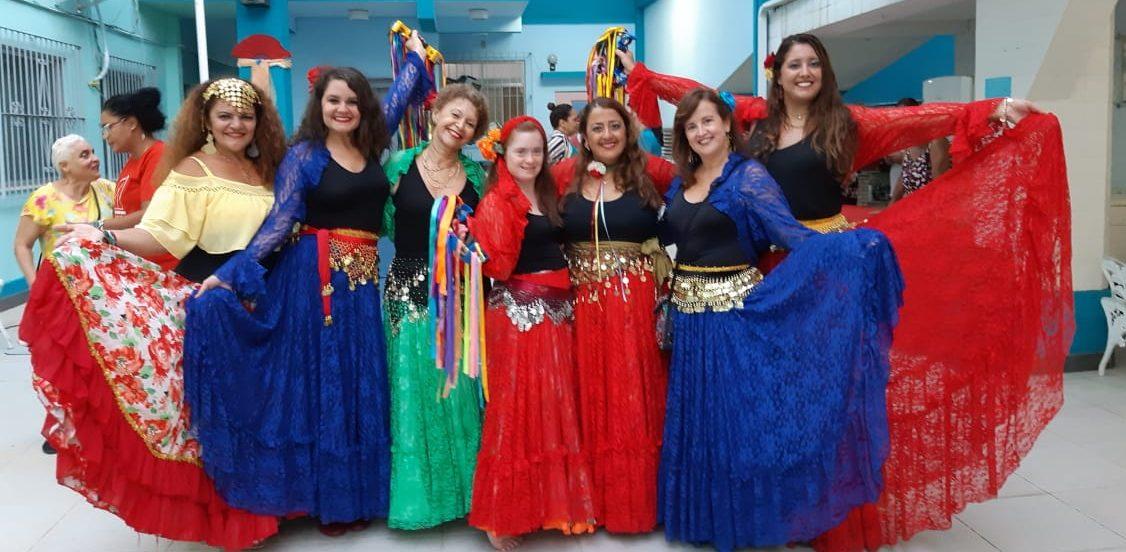 Tarde Dançante: Sodalício & Sol y Luna Danzas