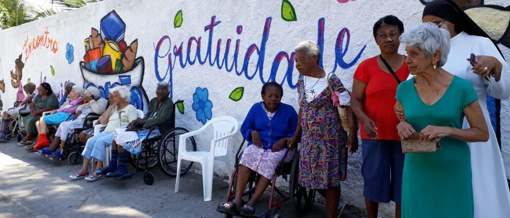 Filial Jacarépaguá, parceria com a Secretaria Municipal de Assistência Social e Direitos Humanos
