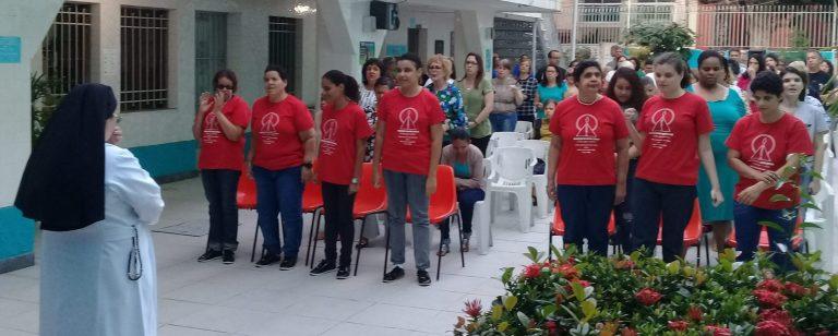 Matriz: parceria com a Secretaria Municipal de Assistência Social e Direitos Humanos