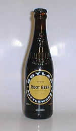 TNBoylan Bottleworks Root Beer