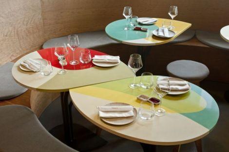 Ikibana Paral Restaurant, El Equipo Creativo