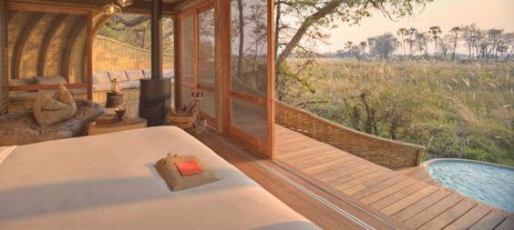 Sandibe Safari Lodge 11