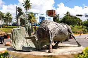 Monumento a la corrida de toros