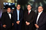 Mario Lara, Tony Arias, Luis Felipe Aquino, Manuel Quiterio