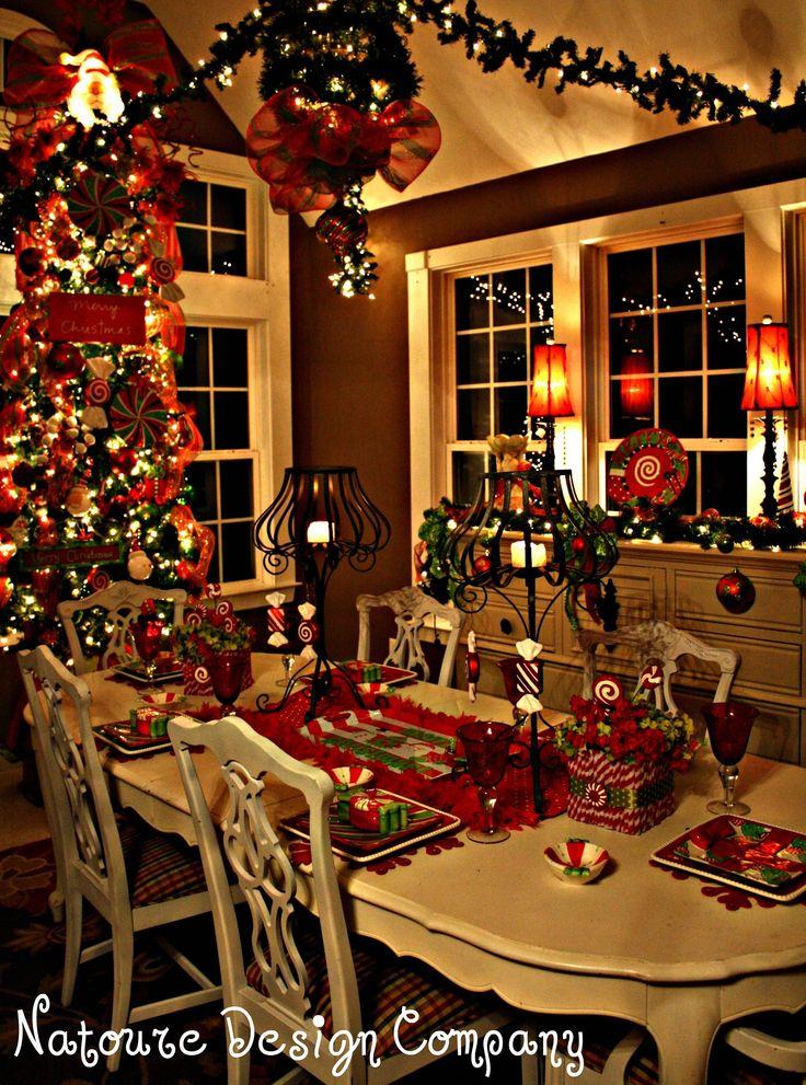 christmas festive room decor inspiration, tumblr, pinterest, artsy photo, blogmas 2015, day 3, dining room decorations