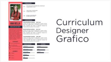 Curriculo Designer Grafico