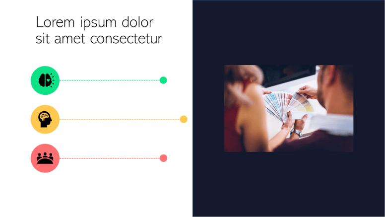 slide moderno