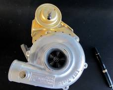 As new IHI Turbo