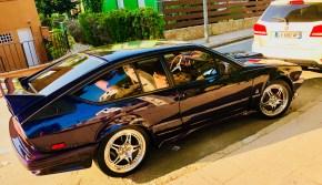 New car shine