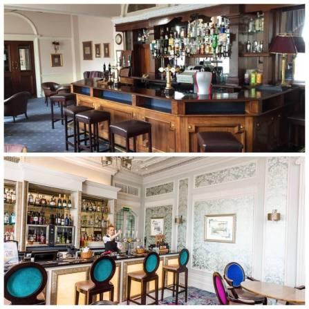 Clifton Bar (Then & Now)