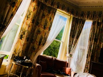 Brilliant sunshine. Room 111, 2018