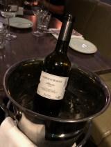 Nice bottle of Spanish wine