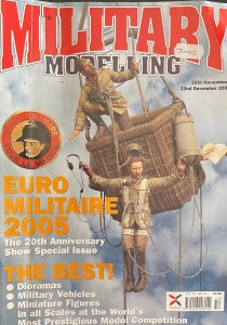 Military Modelling Euro Militaire Special, December 2005