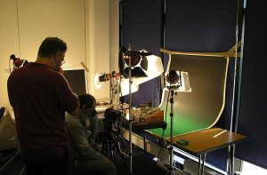 Magazine Photography Studio