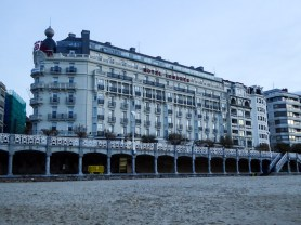 The hotel where we stayed was built in 1865 and opened its doors in 1902
