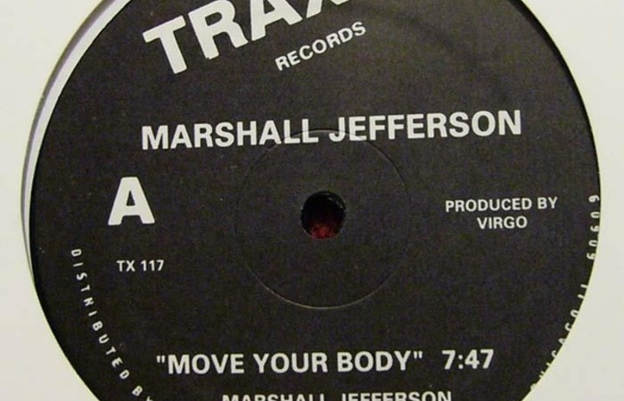 DOWNLOAD] Marshall Jefferson - Move Your Body | Sodwee com