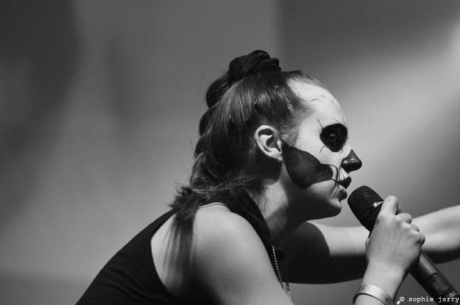 MØ @ #P4Kparis Pitchfork Music Festival Paris – photo by Sophie Jarry for sodwee.com