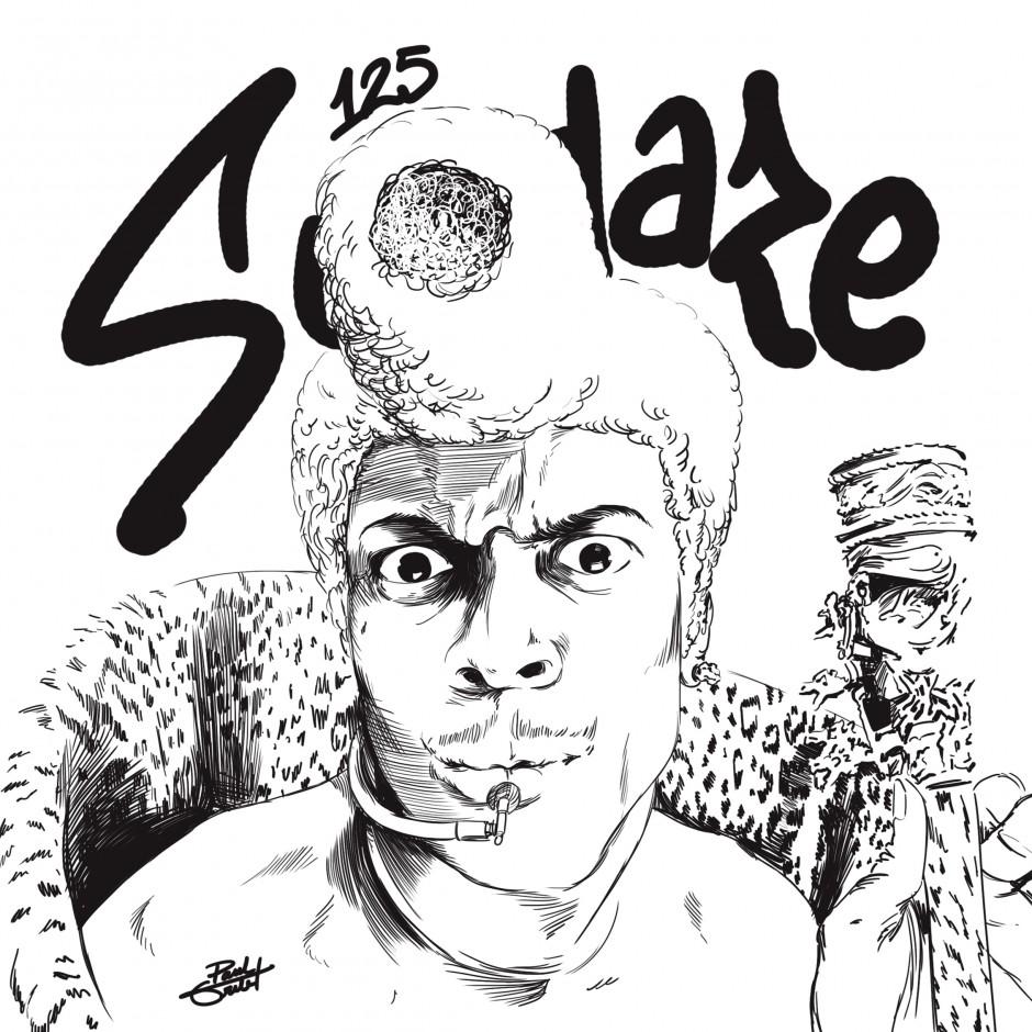 Sundaze #125 - Art by Paul Grelet