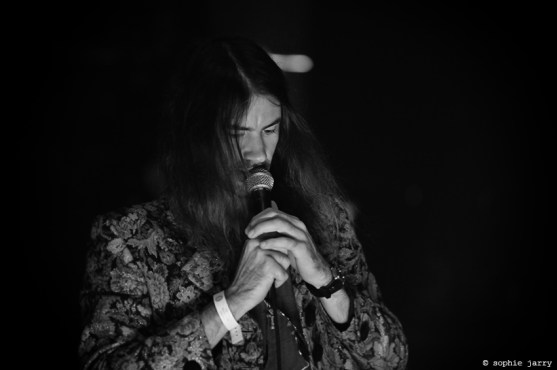 ARIEL PINK - Pitchfork Festival Paris. 30 October 2015